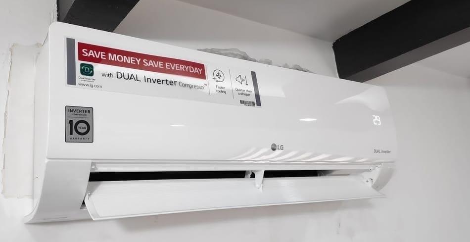 Dual Inverter Air Conditioner