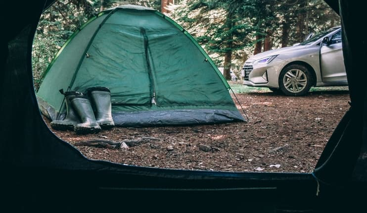 Portable AC Outdoors For Camping