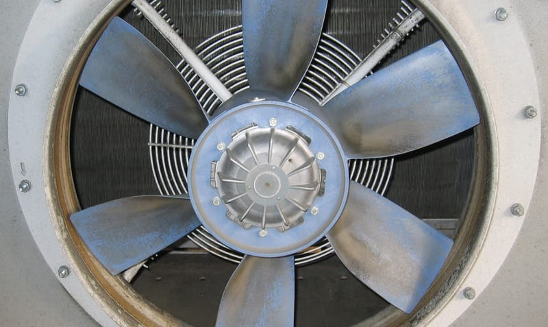 Cooling Coils Fan