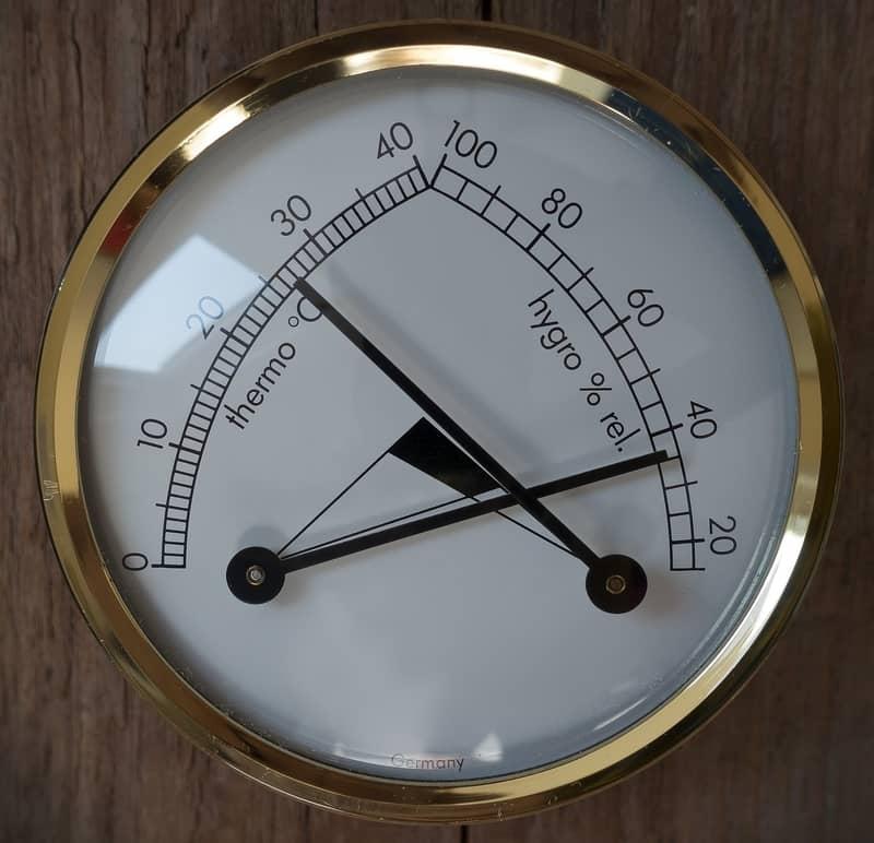 Thermometer+Hygrometer