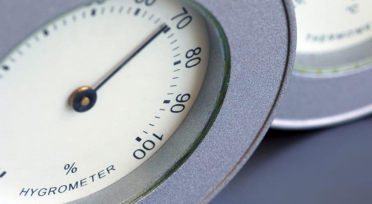 Hygrometer (High Humidity)